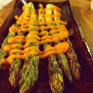A hungry vegetarian at Coya Dubai