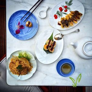 A veggie Lunar New Year | Hakkasan Dubai - Chinese Cuisine Dubai, Chinese Vegetarian Food Reviews Dubai