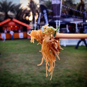 A Taste of Dubai! - Events & Demonstrations Features, Vegetarian Food Feature Dubai