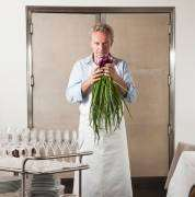 Q&A and a few laughs with Chef Alain Passard