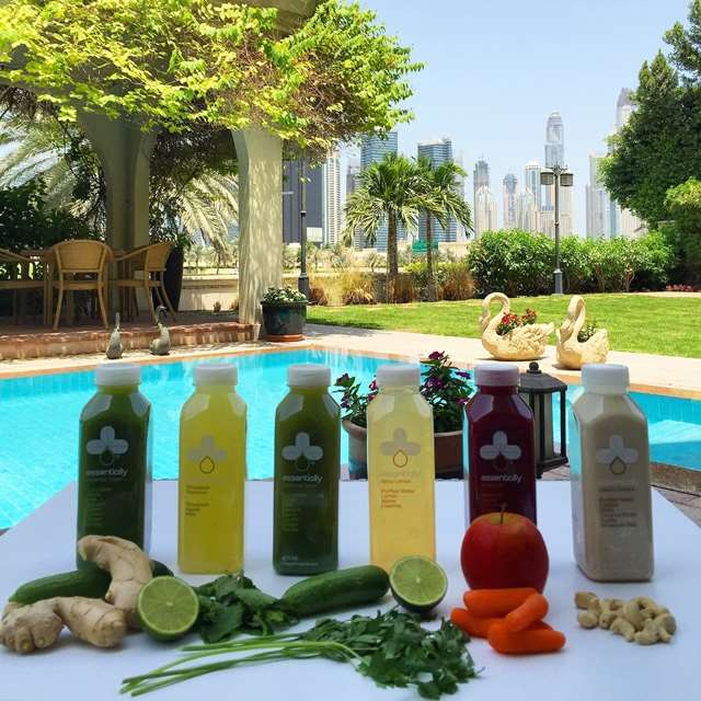 Juice Cleanse in Dubai