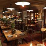 Trattoria Toscana Vegetarian Restaurant in Al Sufouh Dubai