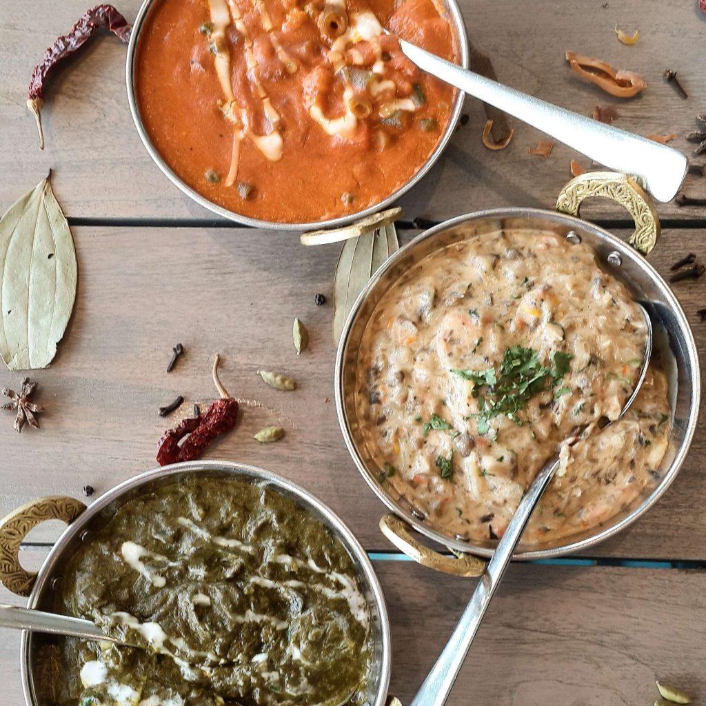 House of Curry Vegetarian Curries 2-Restaurants in Jumeirah Beach Residence (JBR)