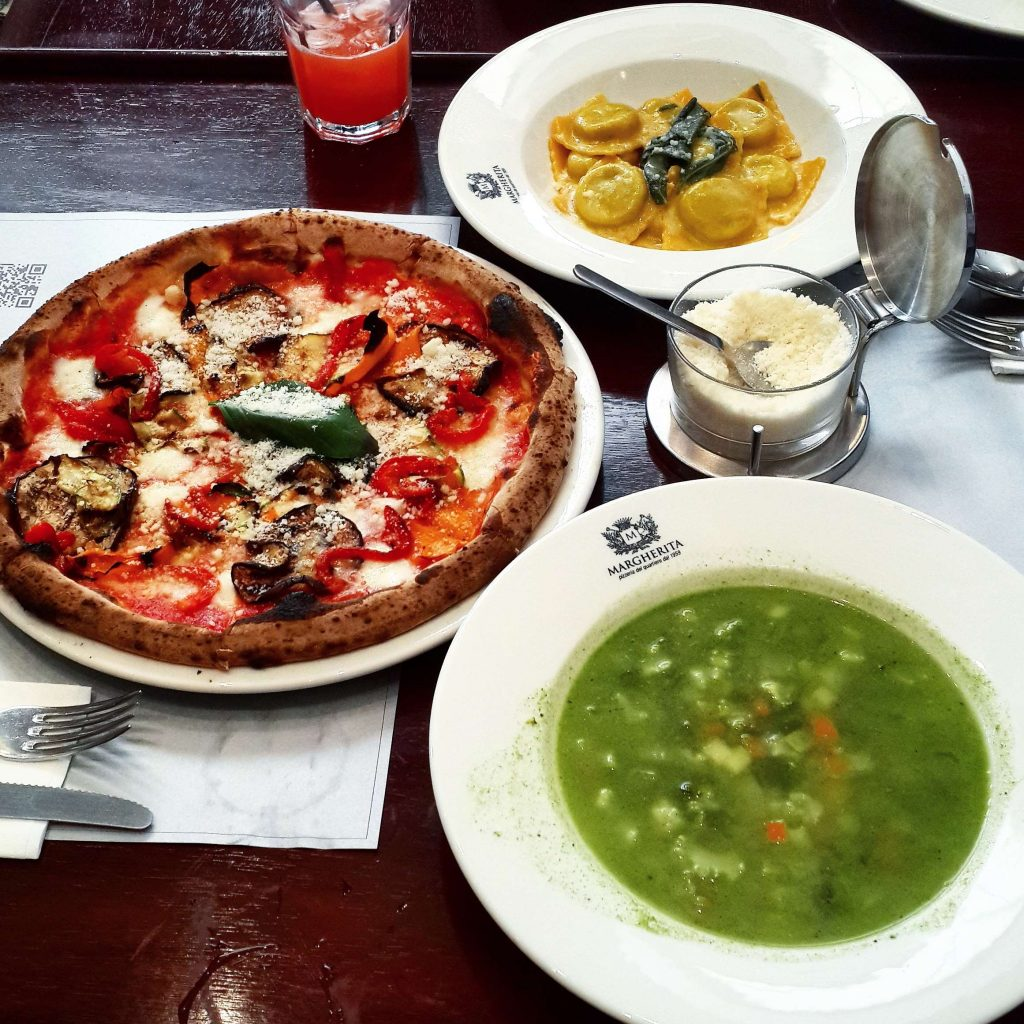 Margherita-Restaurants in Jumeirah Beach Residence (JBR)