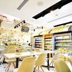 Pret To Go Vegetarian Restaurant in Jafza Dubai