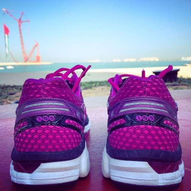 running-shoes2-Standard Chartered Mumbai Marathon 2015