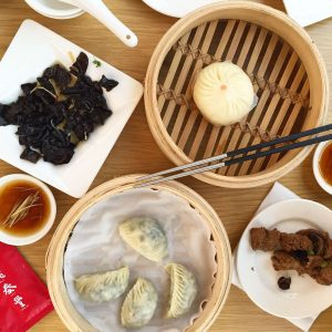 Average Asian at Din Tai Fung - Chinese Cuisine Dubai, Chinese Vegetarian Food Reviews Dubai
