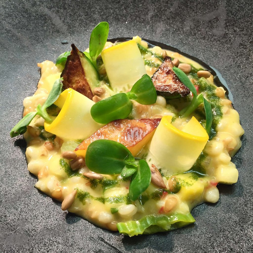 Summer Squash - Gramercy Tavern New York