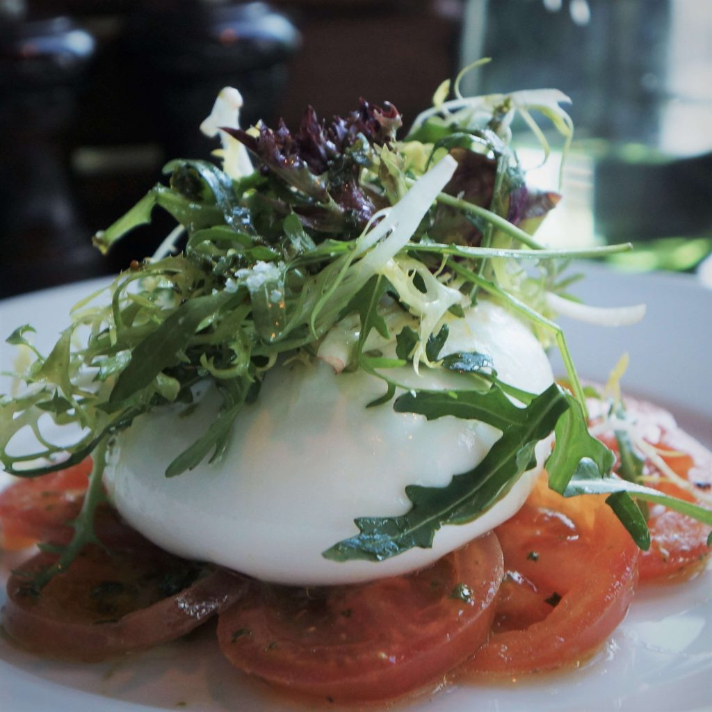 Burrata - La Farine, JW Marriott Marquis, Business Bay, Dubai