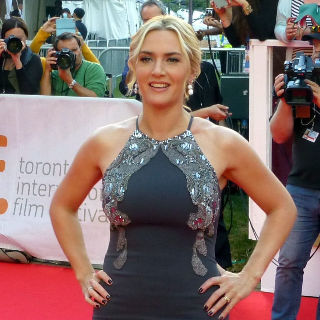 Kate Winslet - Women's Day 2016