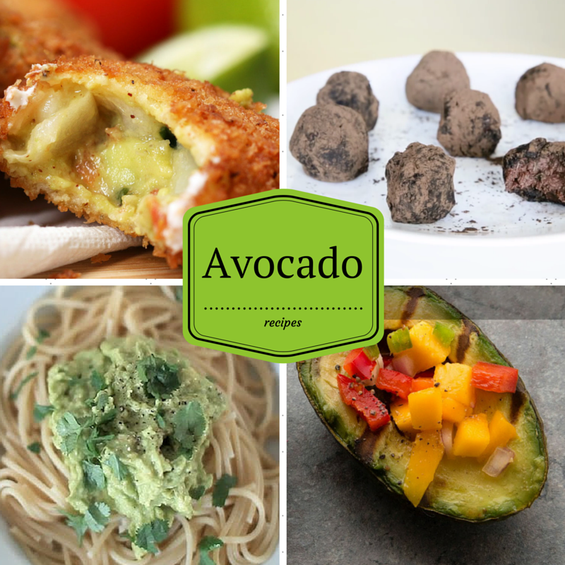 4 fun things to do with avocado