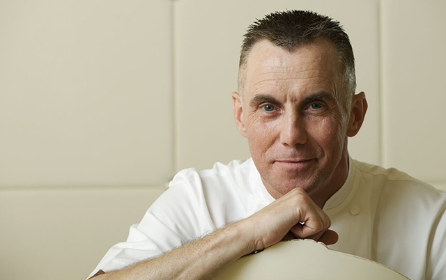 Gary Rhodes Interview
