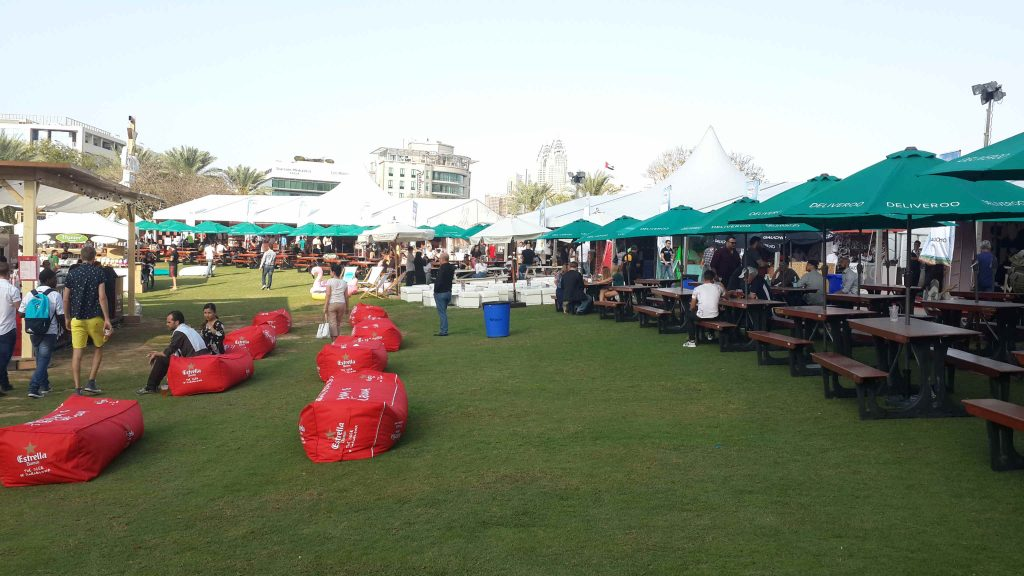Taste of Dubai 2016
