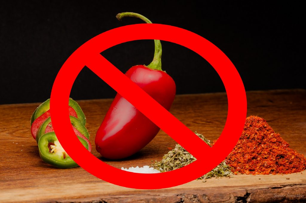 Spicy Food - Healthy Ramadan Tips