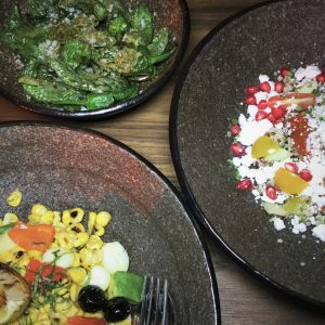 Eating to the Beat at Indie Lounge - European Cuisine Dubai, European Vegetarian Food Reviews Dubai
