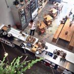 Wild & The Moon Vegetarian Restaurant in Al Quoz Dubai