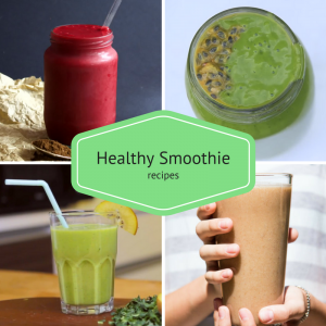 4 Quick and Healthy Smoothie Recipes - Drinks Recipes, Classic Drink Recipes, Drink recipes - Veggiebuzz