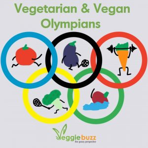 16 Olympians Who Are Vegetarian or Vegan