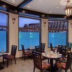 Al Bahar & Rooftop Lounge - Hilton Ras Al Khaimah Resort & Spa Vegetarian Restaurant in Al Mamourah Ras al-Khaimah