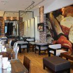 French Bakery Vegetarian Restaurant in Dubai Media City Dubai