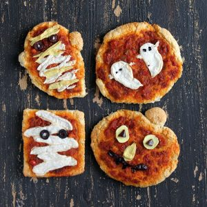 10 Creepy and Creative Veggie Recipes for A Halloween Party