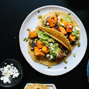 Who Said They Have To Be Sweet? 12 Savoury Recipes for Sweet Potato-American Cuisine New York, American Vegetarian Food Reviews New York - Vegetarian Food Blog by Veggiebuzz