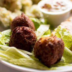Just how healthy is falafel?