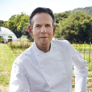 Chef Thomas Keller: Vegetarianism is not a trend, it's a movement