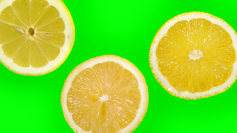 It tastes bitter and acidic but lemon has largely alkaline effects on the body!