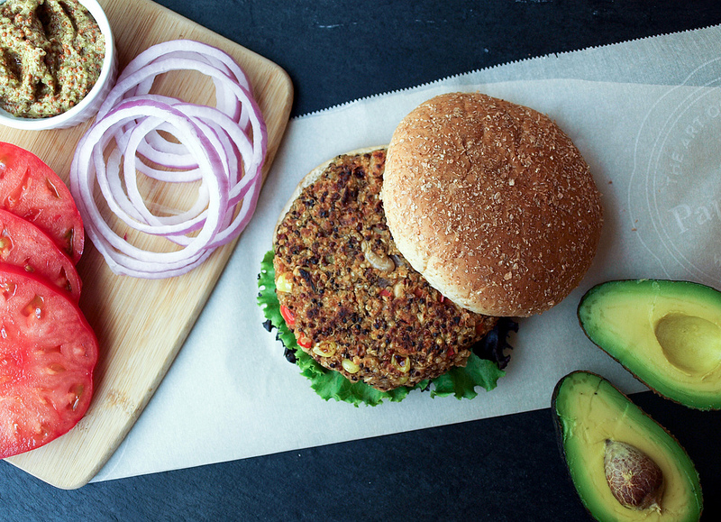 veggie burger recipes
