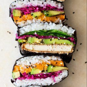 10 Ways To Eat Vegetarian Sushi - That Aren't Sushi At All!