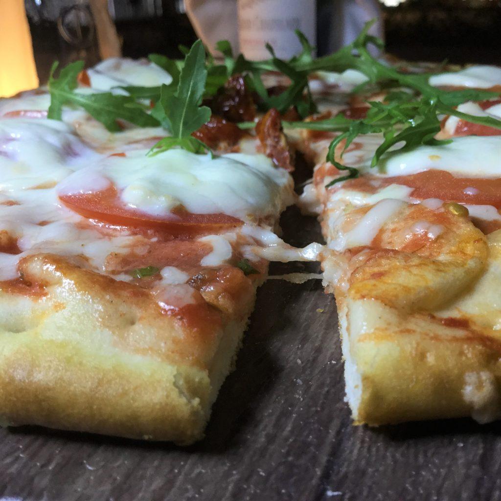 Siddharta-Lounge-Margarita-Pizza