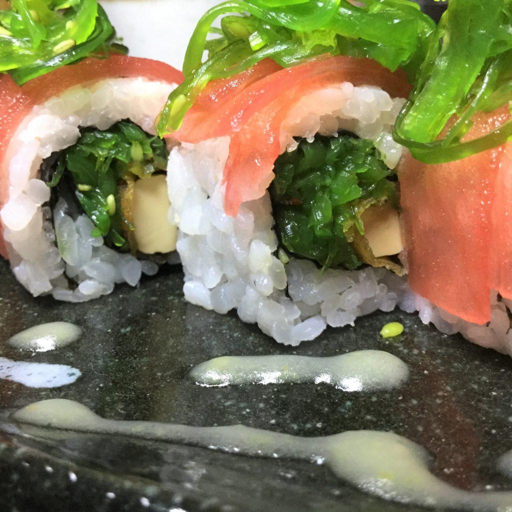 Siddharta-Lounge-Seaweed-Watermelon-Sushi