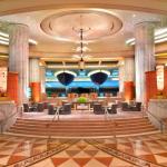 Al Nakheel Lounge - Grand Hyatt Dubai