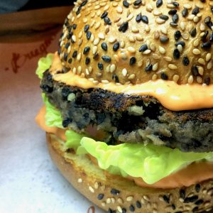 A Veggie Lunch at...Burger & Lobster?! - American Cuisine Dubai, American Vegetarian Food Reviews Dubai