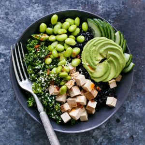Get Lunchtime Zen with This Buddha Bowl Meal Prep